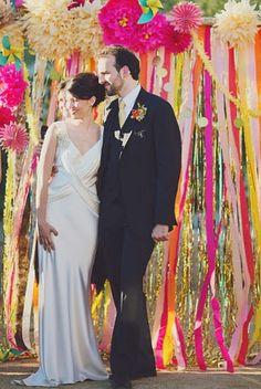 Decoración para la ceremonia de tu boda | Love Chocolate and Weddings