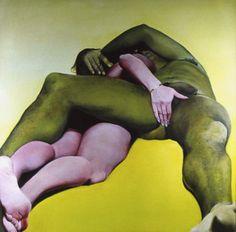 1971-1973 EROTIC YELLOW J. Semmel
