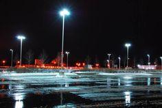 parking lot night - Google Search