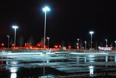 parking lot night - Google Search