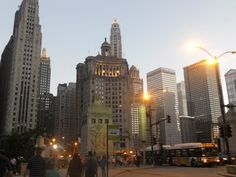 Chicago.....Definitely want to go back there again...in the summer of course.