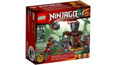 Ninjago-Rivett-Vermillion Serpent-s/' adapte lego figure F7