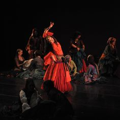 Domari by Dance From The Heart