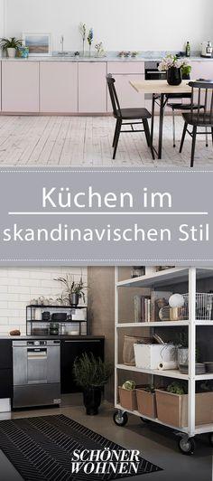 Skandinavische Küchen U2013 Schlicht, Einladend, Funktional