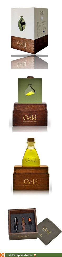 Gold Premium Extra Virgin Olive Oil (Packing Bottle Gift)