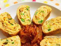 韓式泡菜蛋捲 @188懶人料理食譜、作法   188懶人料理的多多開伙食譜分享