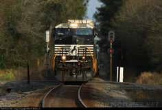 RailPictures.Net Photo: NS 9696 Norfolk Southern GE C44-9W (Dash 9-44CW) at St. George, Georgia by Allan R. Willams Jr.