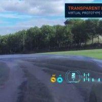 El auto transparente que pronto empezará a venderse