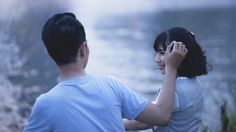 Man and Woman Wearing Shirt Shallow Focus Photography  Free Stock Photo