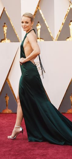 Rachel McAdams at the 88th Academy Awards. See Every Oscars Red Carpet Look You'll Be Talking About Tomorrow