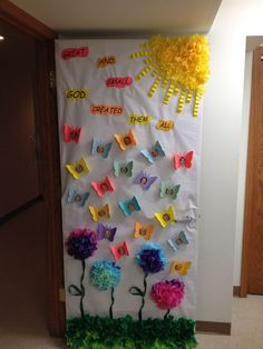 Butterfly & photo - idea for Birthday display