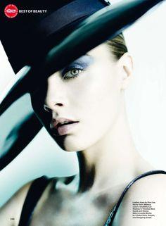 cool Allure Outubro 2014 | Cara Delevingne por Mario Testino [Beauty]