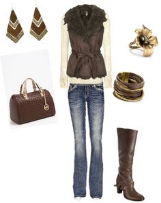 """Fall Outfit"" by citygirlinsmalltown on Polyvore"