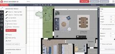 Directory of 27 online home and interior design software programs. Interior design, home design and landscape design software. Kitchen Design Software, Interior Design Software, Home Interior Design, Window Panels, Glass Panels, Landscape Design Software, Space Dividers, Curved Walls, Floor Plans
