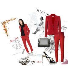 #fotomontaje #zara #red #collage #rojo #loszapatosqueseanrojos http://loszapatosqueseanrojos.blogspot.com http://loszapatosqueseanrojos.bigcartel.com