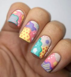 Inspired by My Little Pony - Nailpolis: Museum of Nail Art