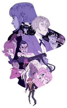 Good ppl died, and I'm not happy about it Danganronpa Memes, Danganronpa Characters, Character Art, Character Design, Danganronpa Trigger Happy Havoc, Fanart, And So It Begins, Otaku, Nagito Komaeda