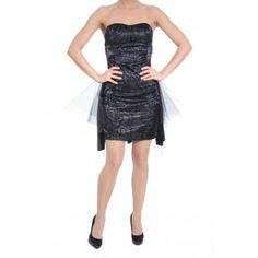 Rochie neagra eleganta Feria Formal Dresses, Casual, Fashion, Dresses For Formal, Moda, Fashion Styles, Fasion, Gowns, Evening Dresses