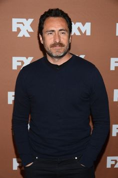 demian bichir | Demián Bichir Actor Demián Bichir attends the 2013 FX Upfront ...