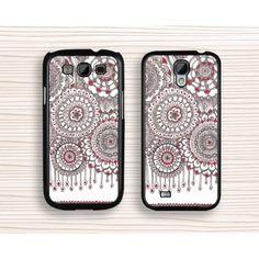 Samsung case,dream catcher case,Note 2 case,beautiful Note 3,Campanula Galaxy S5 case,flower Galaxy S4,floral Galaxy S3 case