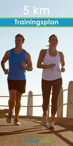 In 8 Wochen zum 5-km-Lauf! (Bildquelle: istock)