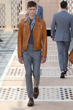 Louis Vuitton Men's Spring 2014 - Paris