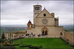 All sizes | Assisi - Basilica S. Francesco | Flickr - Photo Sharing!