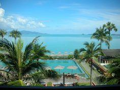 Stunning sea view (Hotel Review: Hansar Samui Resort & Spa)  www.hansarsamui.com