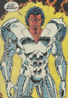 The Beyonder!! Possibly The Most Powerful Villain in the Marvel Universe!!