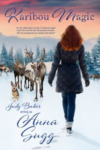 An old veterinarian brings Christmas magic back into Eva's life with his special reindeer. Will his handsome son shatter that belief?