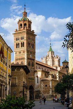 Catedral de Teruel, Spain www.clinicadentalmagallanes.com