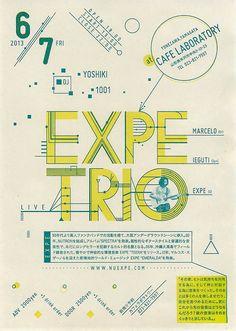 Expe Trio