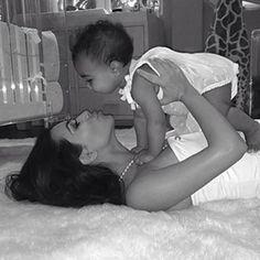 Celebrity Baby News: Kim Kardashian & Kanye West Celebrate Birth of Celebrity Baby Daughter