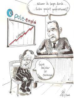Mon projet est de faire baisser le chômage  Alors que le taux de chômage atteint ses plus hauts historiques en France, le président de la République a présenté son plan de la dernière chance pour tenter de relancer l'emploi. Son coût : 2 milliards d'euros. Apprentissage, formation des chômeurs, aides à l'embauche...(source : le Scan Eco )