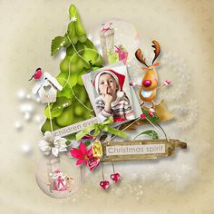 Pickleberrypop :: Bundles/Collections :: Santa Claus is coming collection by Lara´s Digi World