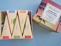 10種類の紅茶が楽しめるティーフォルテのハワイコレクション。10個入り15ドル