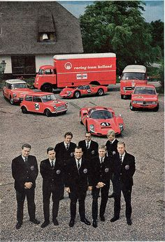 Racing Team Holland by Brimen, via Flickr