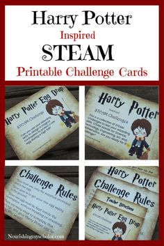 Online middle school Days of Harry Potter Inspired Fun : Harry Potter…This is a collection of STEAM challenges to test your wizarding skills. STEAM stands for Science, Technology, Engineering, Art, and Mathematics. Are you ready for the challenge? École Harry Potter, Harry Potter Classes, Harry Potter Activities, Classe Harry Potter, Harry Potter Classroom, Harry Potter Birthday, Harry Potter Library, Harry Potter Printables, Anniversaire Harry Potter