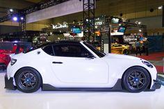 Toyota SFR concept custom parts concept.