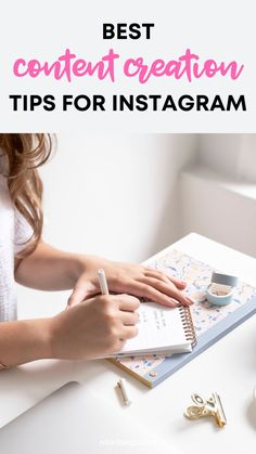 Learn how to create Instagram content like a pro with this guide for complete beginners. We'll cover tips for taking better photos, how to edit photos, props, flat lays, how and when to post, plus more. Click here to start. #instagram #instagramcontent #contentmarketing #instagramtips #instagrampostideas Instagram Story Ideas, Instagram Tips, Instagram Posts, Content Marketing, Media Marketing, Picture Ideas, Photo Ideas, More Instagram Followers, Edit Photos