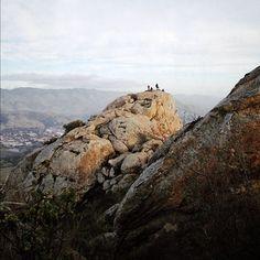 Bishops Peak, San Luis Obispo, Ca.