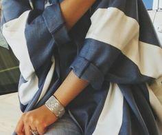 Stripes | Abaya
