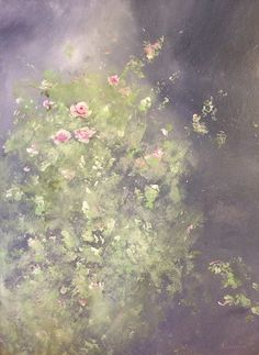 Noelle Lassailly Artiste Peintre | Fleurs