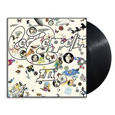Led Zeppelin - Led Zeppelin 3 III Vinyl LP 180 Gram Black Sealed New #BritishFolkRock