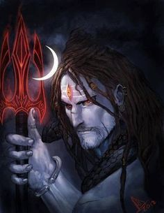 Shiv Angry Wallpapers for free download