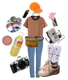 #2 by hazerdazer on Polyvore featuring polyvore, fashion, style, Topshop, Foot Traffic, NIKE, Patagonia, UNIF, Rosebud Perfume Co., Olympus, sOUP and Sony