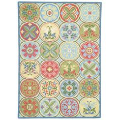 Company C Stepping Stones Wool Rug