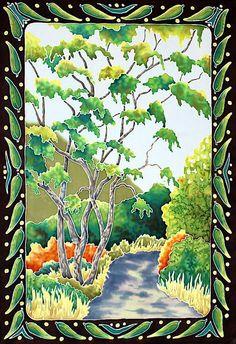 peteŕs canyon by Nancy Goldman