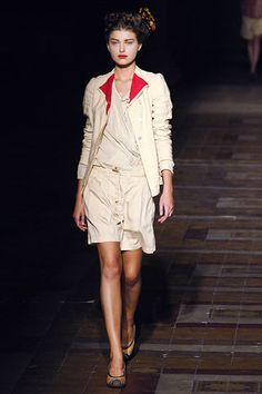 Dries Van Noten | Spring 2006 Ready-to-Wear Collection | Style.com
