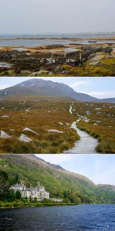 Driving the Connemara Loop: Exploring the Beauty of County Galway Perfect Connemara day trip itinerary and directions. Ireland Vacation, Ireland Travel, Spain Travel, Connemara Ireland, Ireland Destinations, Best Of Ireland, Wales, Vacation Trips, Vacations